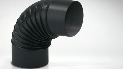 Tubi stufa e accessori fumisteria