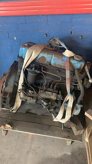 Fordson super major motor