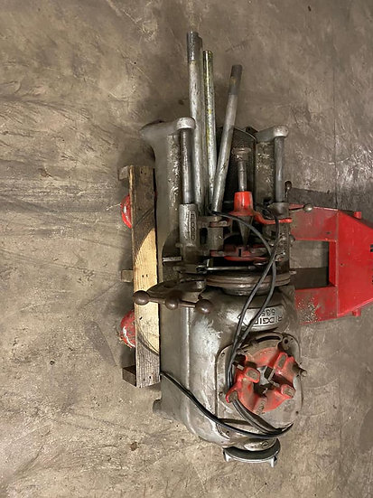 Ridgid draadsnij machine