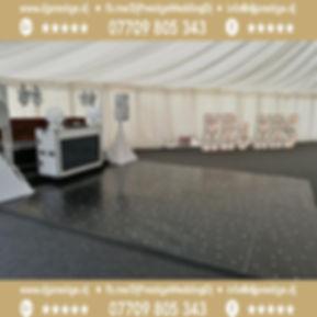 Dunston Hall Marquee Dj Prestige Wedding Dj