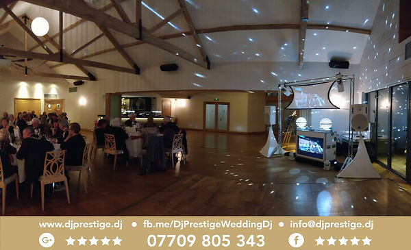 The Boathouse Dj Prestige Wedding Dj