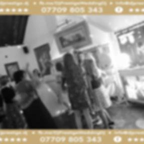 Dunston Hall Eaton Suite Dj Prestige Weddng Dj Disc Jockey