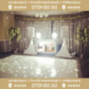 Dunston Hall La Fontaine Dj Prestige Wedding Dj Disc Jockey