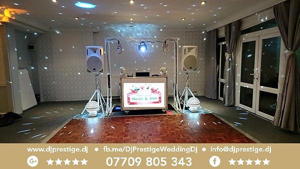 Oaklands Hotel Norwich Dj Prestige Weding Dj Disc Jockey