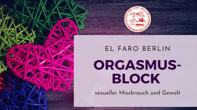 Orgasmusblock