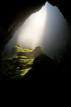 Aus der Dunkelhit ins Licht gelangen