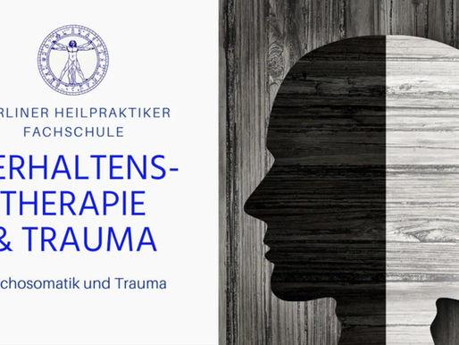 Verhaltenstherapie und Trauma