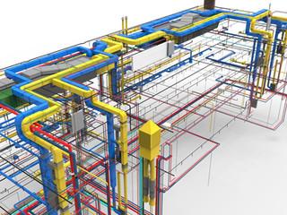 Moderní projektování TZB v programu DDS-CAD (BIM)