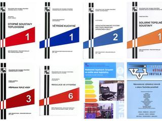 Nabídka publikací Společnosti pro techniku prostředí
