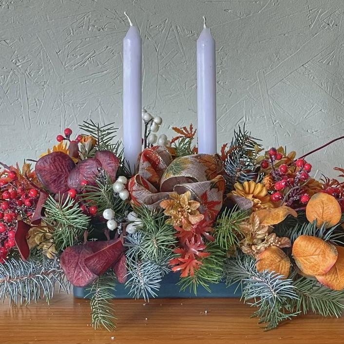 Thanksgiving Centerpiece Class-Nov 18th