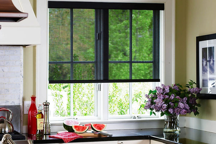 solar shades , solar blinds