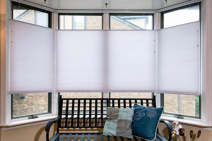 honeycomb shades - cellular shades
