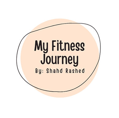 My Fitness Journey | July - September