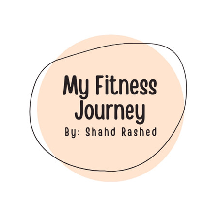 My Fitness Journey   July - September