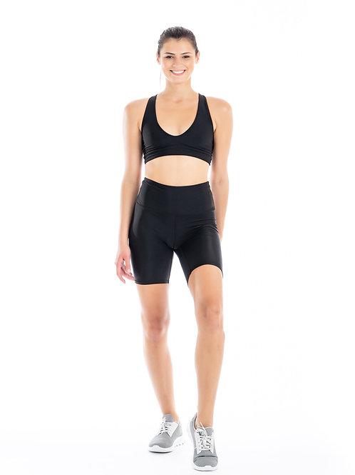 Midnight Biker Shorts