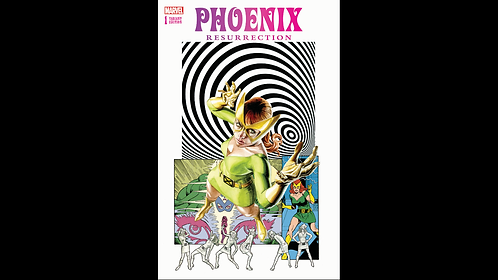 ITI Phoenix Resurrection Retailer Exclusive Variant