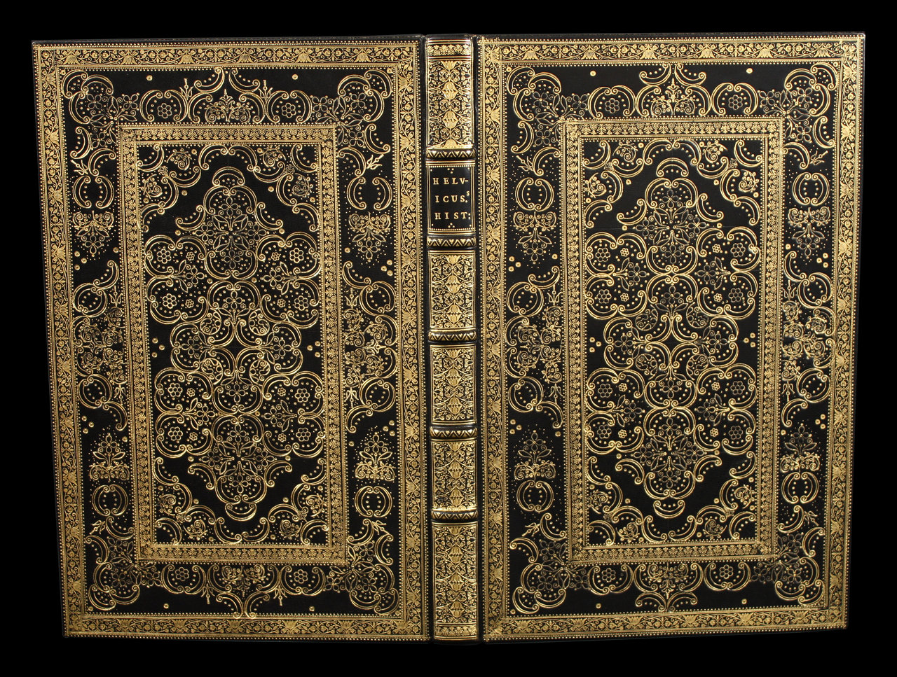 William Nott 'Restoration' Binding