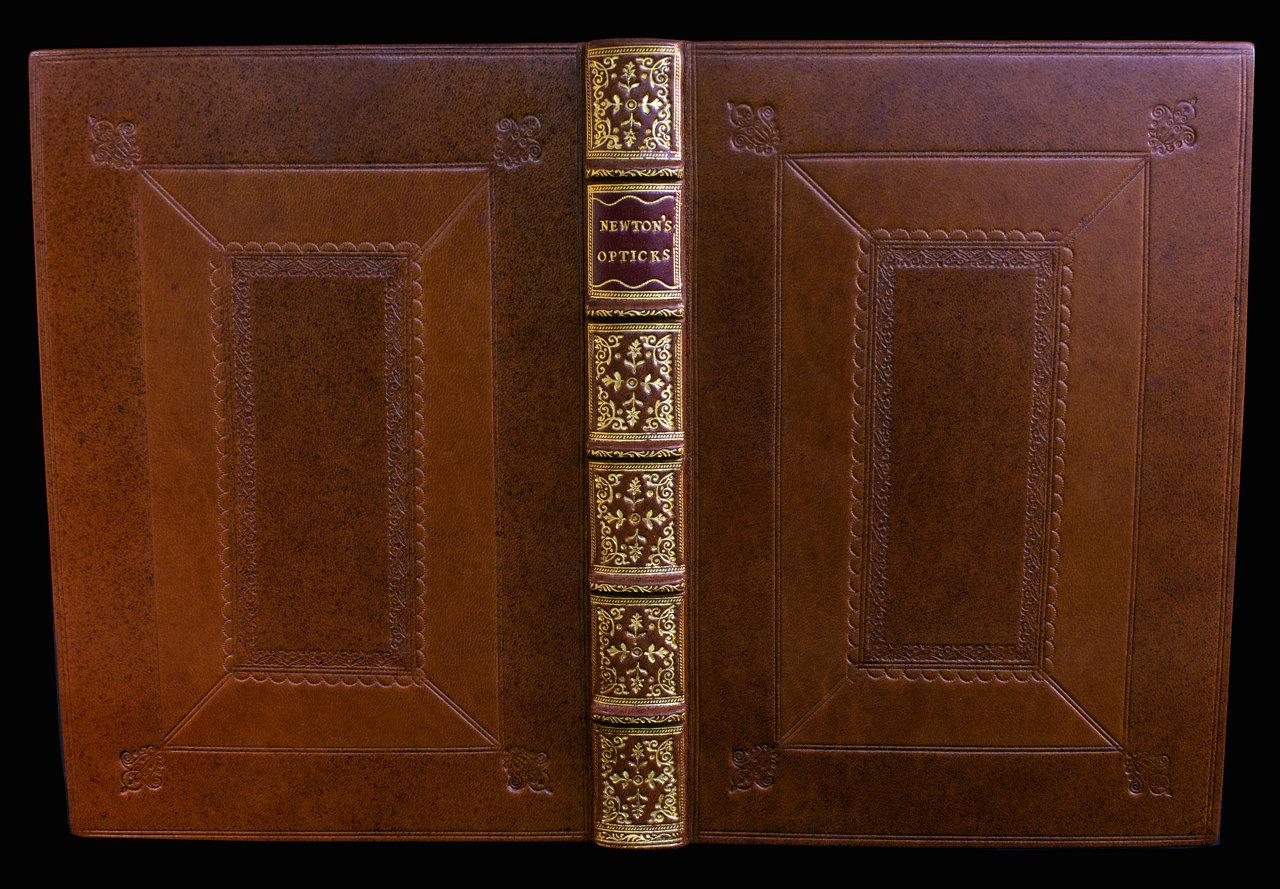Newton's Optiks ... 1704
