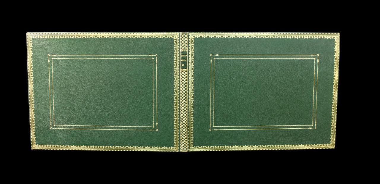 Music manuscript ... ca. 1850