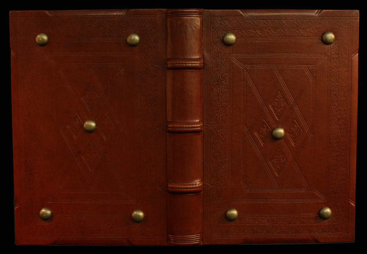 16thC German Gothic Binding