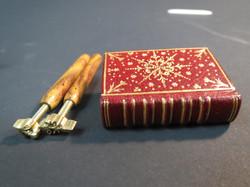 Engraved finishing tools