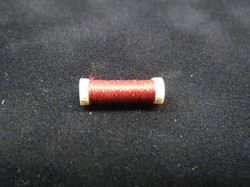 Silk headbanding thread