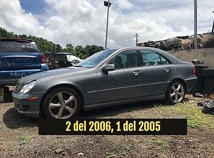 Mercedes Benz C230 2006.jpg