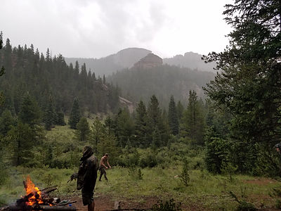 Top 10 Mistakes in the Backcountry night