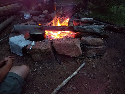 Top 10 Mistakes in the Backcountry Fire
