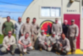 About Us - David Scott-Donelan Military