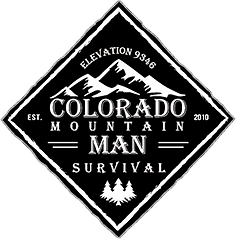 Colorado Mountain Man Survival