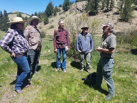 Guest Instructor Cattail Bob Colorado Mountain Man Survival