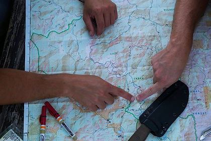 Top 10 Mistakes in the Backcountry Route Selection