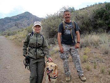 Fernando Moreira - Guest Instructor Dog