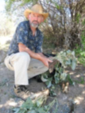 Guest Intructor Cattail Bob