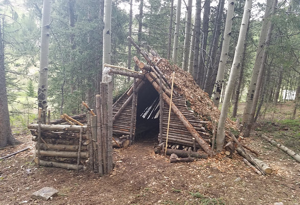 Class - 2 Day Survival Shelters