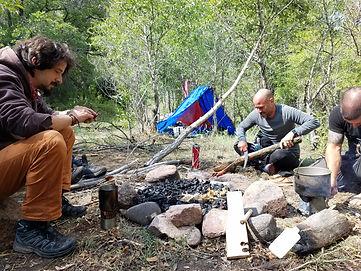 Modern Survival Camp