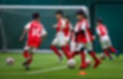アーセナル サッカースクール キャンプ 2017