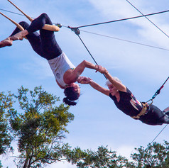 Flying Trapeze - catching