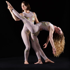 Acro-Tango Duet - Costumes by Corey Cheval