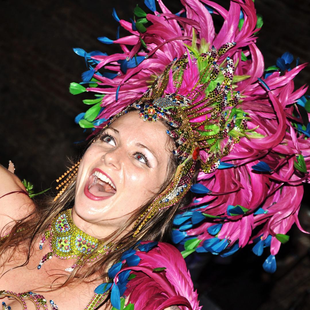 Samba at Bola Preta, Rio de Janeiro