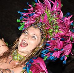 Samba in Rio de Janeiro 2013