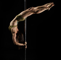 Pole, Costume by Corey Cheval