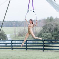 Model: Eva Rowland / Costume by Corey Cheval