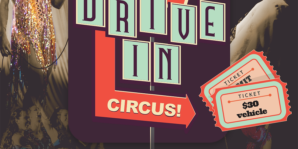 Dusty's Ragtime Circus Drive-In