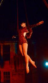 GCC trapeze artist