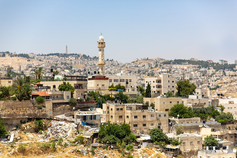 Silwan, East Jerusalem