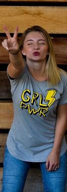 Girl Power é só Alegria!