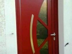 Porte Entrée Alu