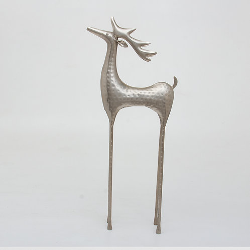 Iron Decorative Deer for Christmas Decor